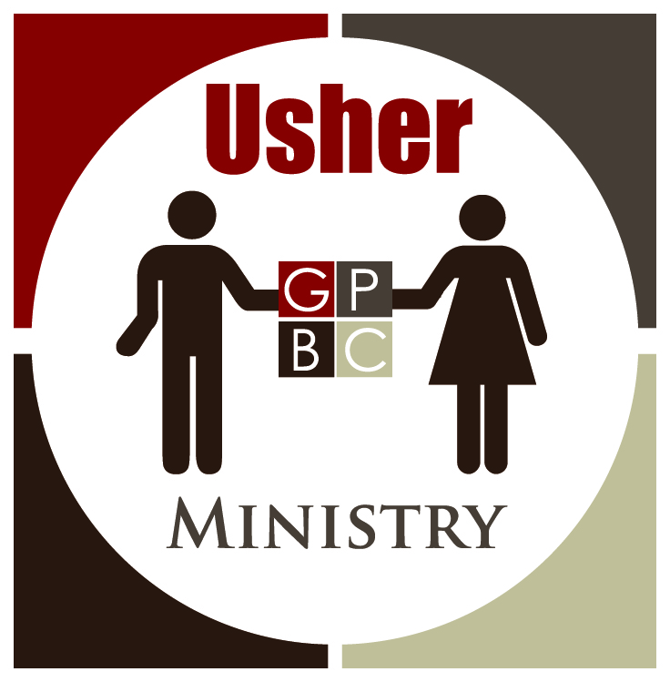 Usher ministry greater progressive baptist church usherlogo stopboris Gallery